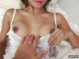 Thai prostitute, Katsumi likes to have anal sex repeatedly
