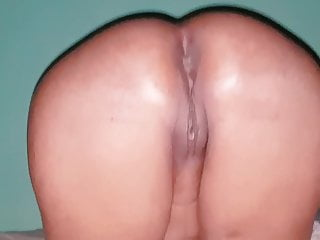 Doggy allied screwing with big ass wife