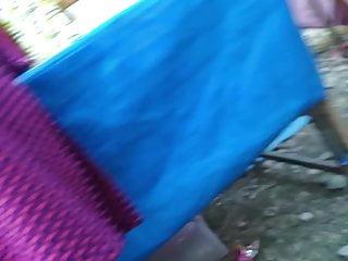Indian Milf Tight Big Ass Closeup In Legging