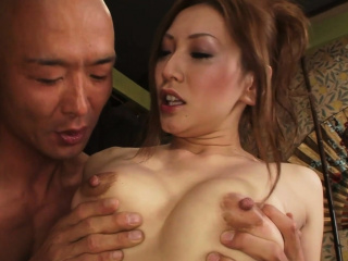 Erotic Asian intercourse ends in a soaked facial