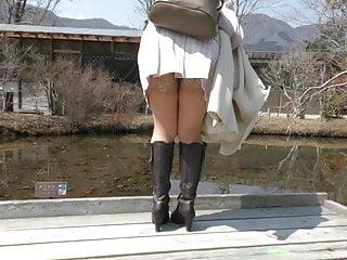 Be mistaken for Stocking Japanese