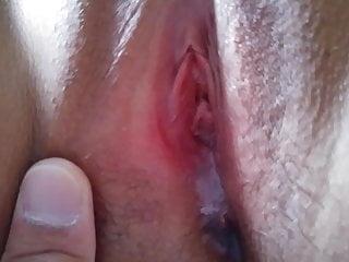 Whilom before Girlfriend aftersex creampie