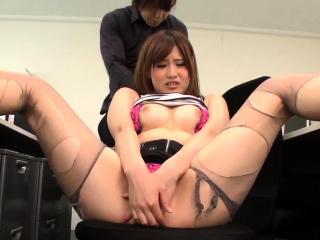 Yumi Maeda fucked by her te - More at Japanesemamas.com