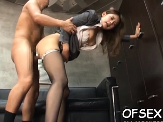 Hot japanese floosy Sumire fucking a lad
