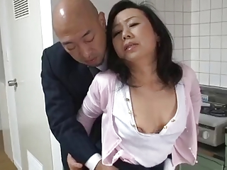 What that Uncensored Asian old mature thought