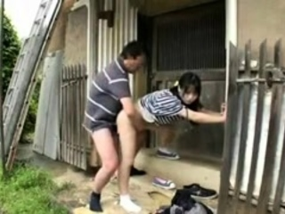 Japanese amateur outdoor naked and inn fuck actions