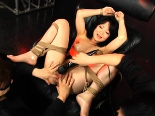 Teen asian bdsm and pussy torture of japanese Tige