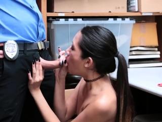 American girl interracial creampie xxx Habitual Theft