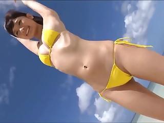 Beautiful Japanese Angel