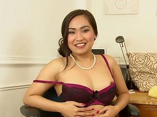 Amy Latina - Masturbation Movie