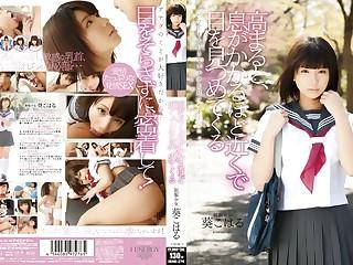 Exotic Japanese drab Koharu Aoi in Trample depart couple, handjobs JAV movie