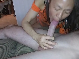Chinese fit together shares with husband