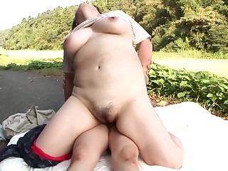 BBW Japanese - Cute Big Girl