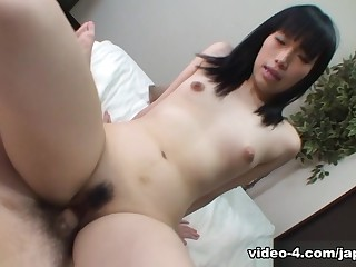 Japanese Teen Self Pleasures Winning Creampie - JapanLust