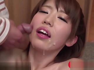 JAPAN HD Sopping Japanese Teen cums and creams
