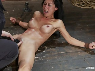 Tia Ling in Tia Ling Orgasmed there the edge of mortal sanity Seriously! - DeviceBondage