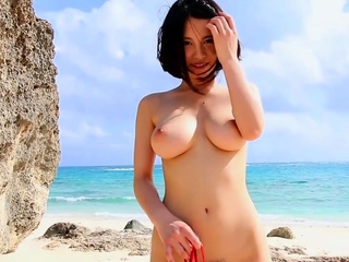 Shorn littoral take off JAV star China Matsuoka