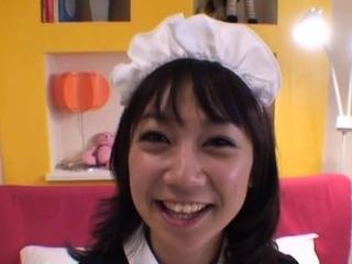 Elegant nipponese young Ryo Akanishi adores sex