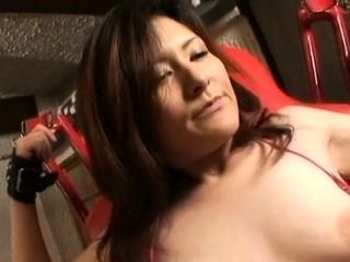 Attractive mature philander Akane enjoys a wild sex